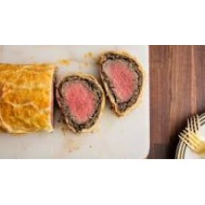 Party Beef Wellington feeds 4