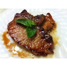 Honey & Ginger Infused Pork Steaks 180g