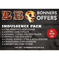 The Indulgence BBQ Pack