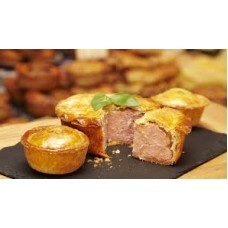 Home Made Pork Pies