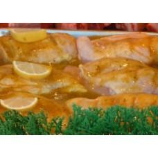 Lemon Peppered Goujons of Chicken Fillet 500g