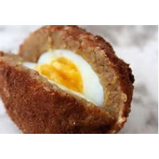 Home Made Scotch Eggs